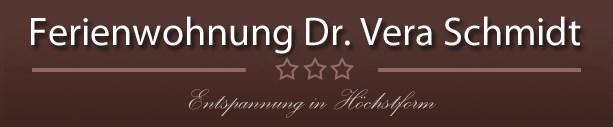 Ferienwohnung Familie Dr. Schmidt – Dresden